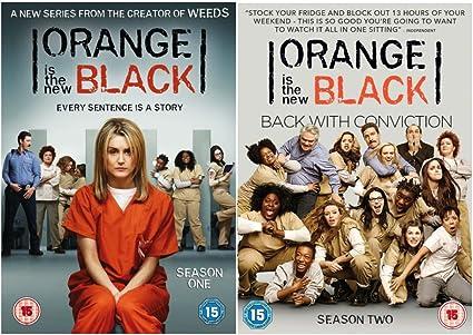 Amazon com: Orange Is The New Black 1-2 Netflix comedy drama