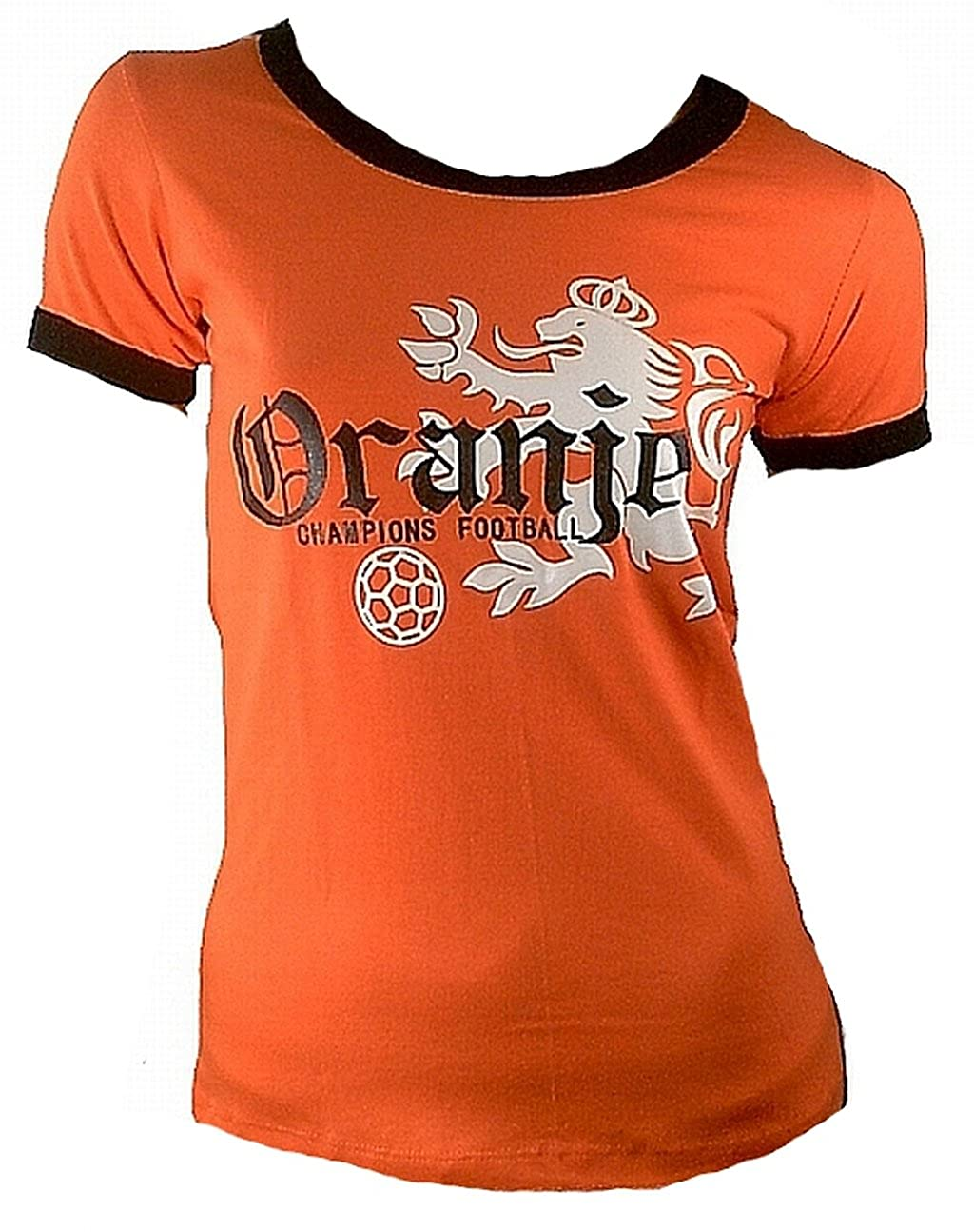 T-Shirt para mujer Ticila Miss colour naranja Holland Netherlands ...