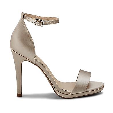 Niedriger Versand Another A Damen High-Heel-Sandalette Beige Textil 40 Günstig Kaufen Ebay Bestes Geschäft Zu Erhalten Online-Verkauf qf7VB