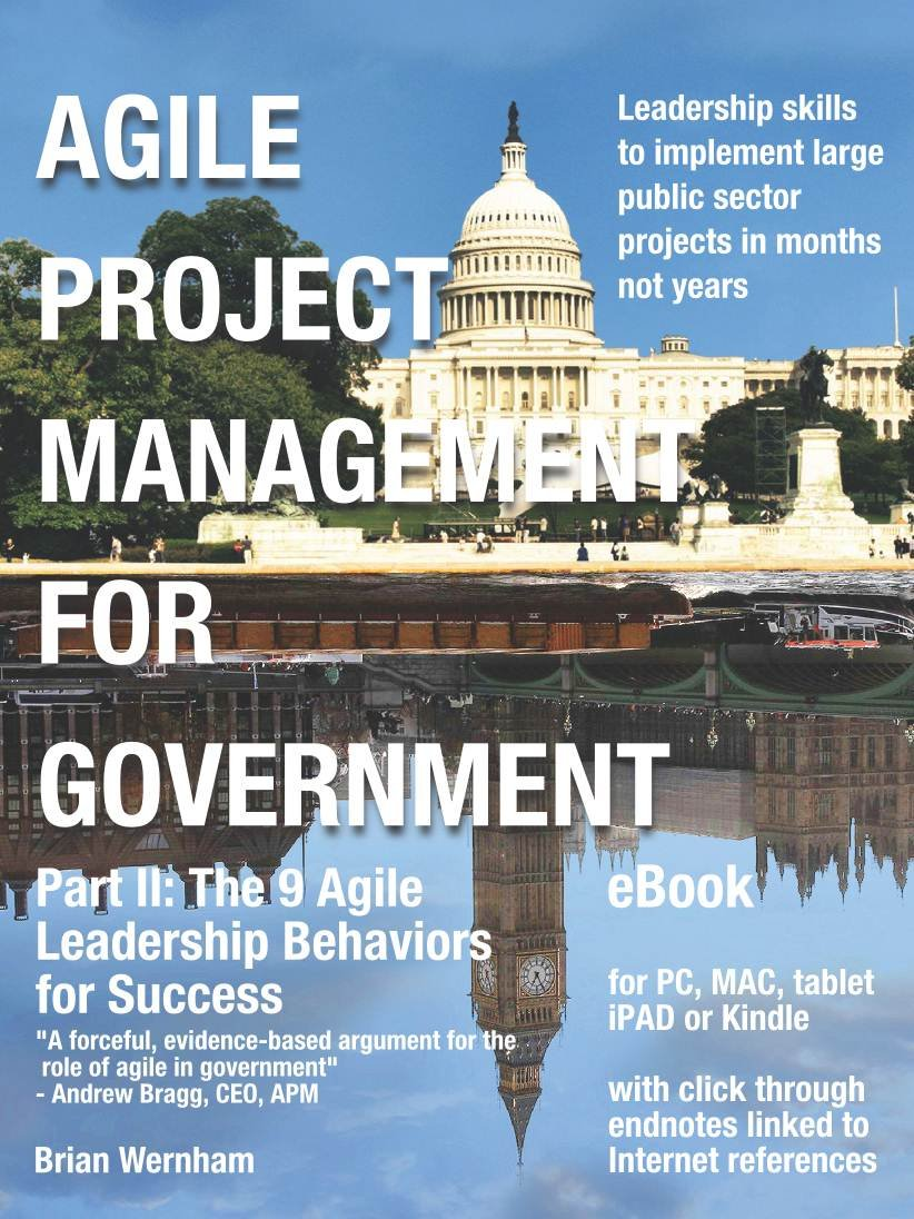 Agile Project Management For Government   EBook   Part II  English Edition