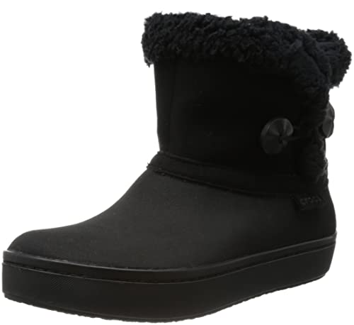 Crocs - Zapatillas de Shorty de Ante modessa Synth: Amazon.es: Zapatos y complementos