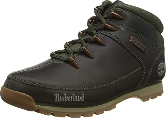 Timberland Euro Sprint Hiker, Zapatillas Chukka para Hombre
