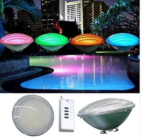 Best to Buy® 12V Color Changing 54Watt Pool Lights LED, 450w Halogen ...