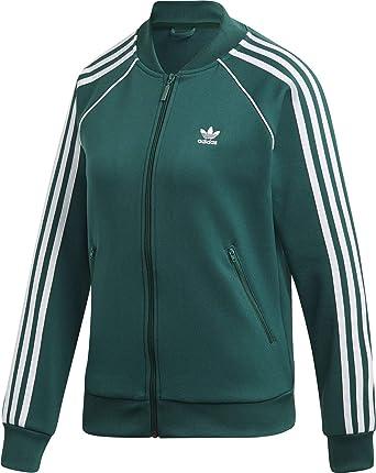 Tt Sst Xs Grüncollegiate Track TopDamen Adidas Green gfyIYb6v7