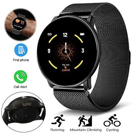 Amazon.com: Reloj inteligente deportivo para hombres y ...