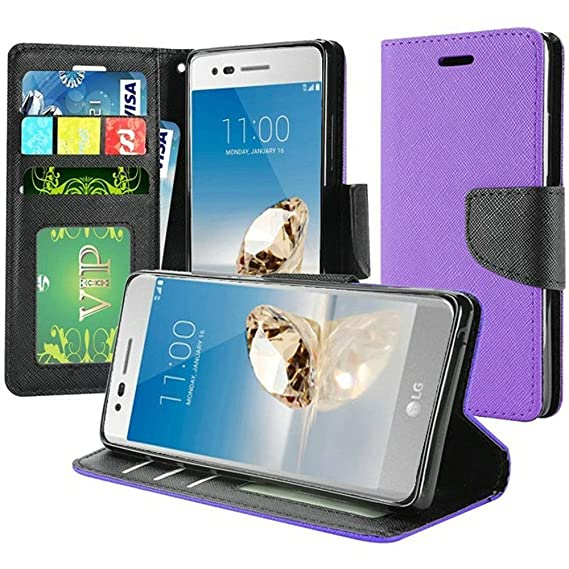 Amazon com: Luckiefind Case Compatible With LG Fortune M153/LG