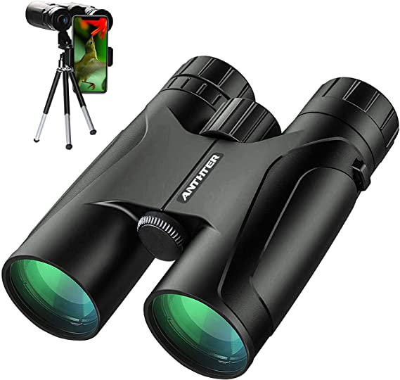 12X50 Powerful Binoculars