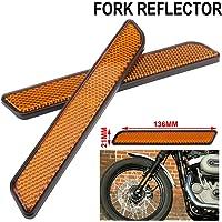 AnXin - Reflector Lateral de Motocicleta para Parte