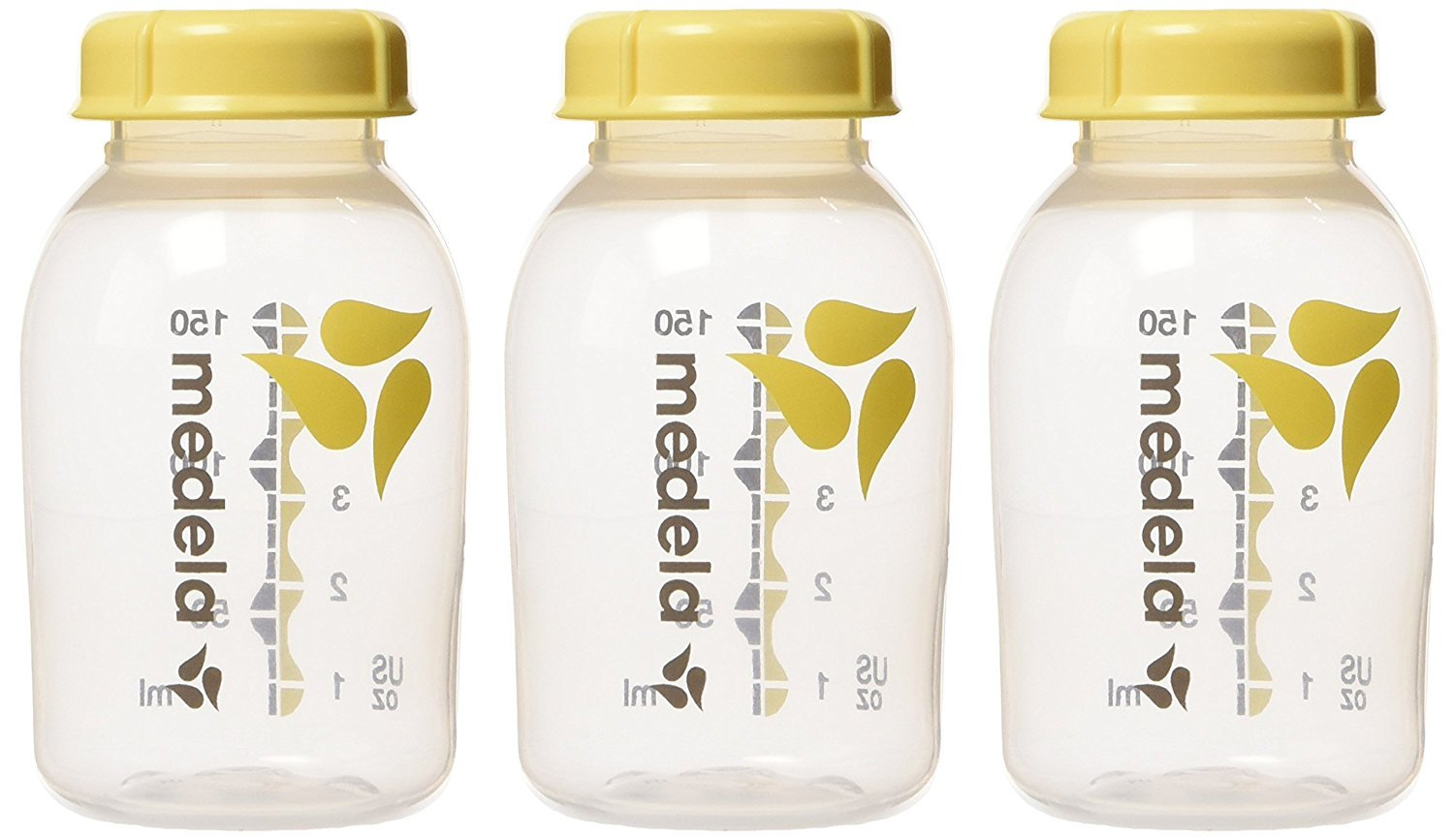 Medela Breast Milk Bottle Set 150ml - 3 Pack Inc. CA 26220