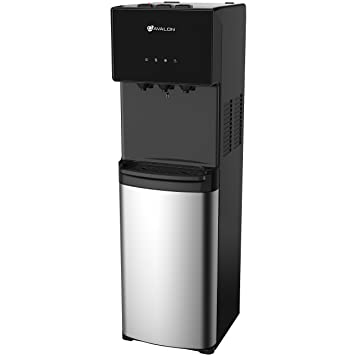 Avalon Bottom Loading Water Cooler Water Dispenser   3 Temperature Settings    Hot, Cold U0026