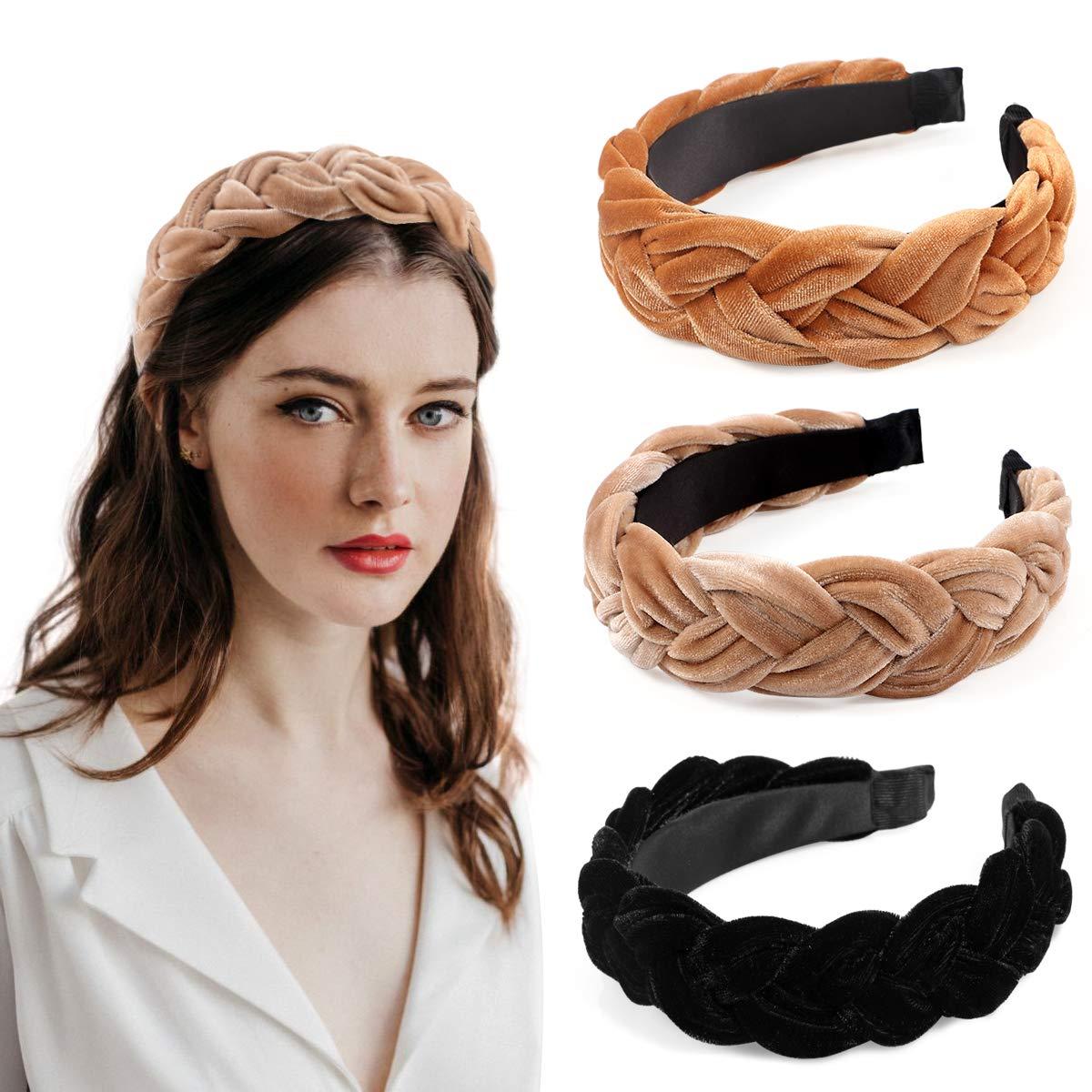 Girls Boys Stretch Alice Hairband Hair Band Head Headband School Uniform