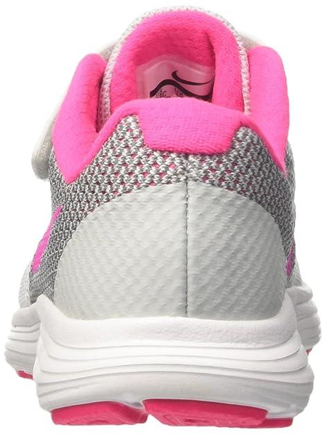 Nike - Revolution 3 Psv - 819417405 - Color: Blanco-Celeste - Size: 27.5 WsoKowwFt1