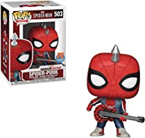 Pop! Marvel: Spider-Punk Vinyl Figure