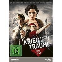 Krieg der Träume - 1918-1939 [3 DVDs]