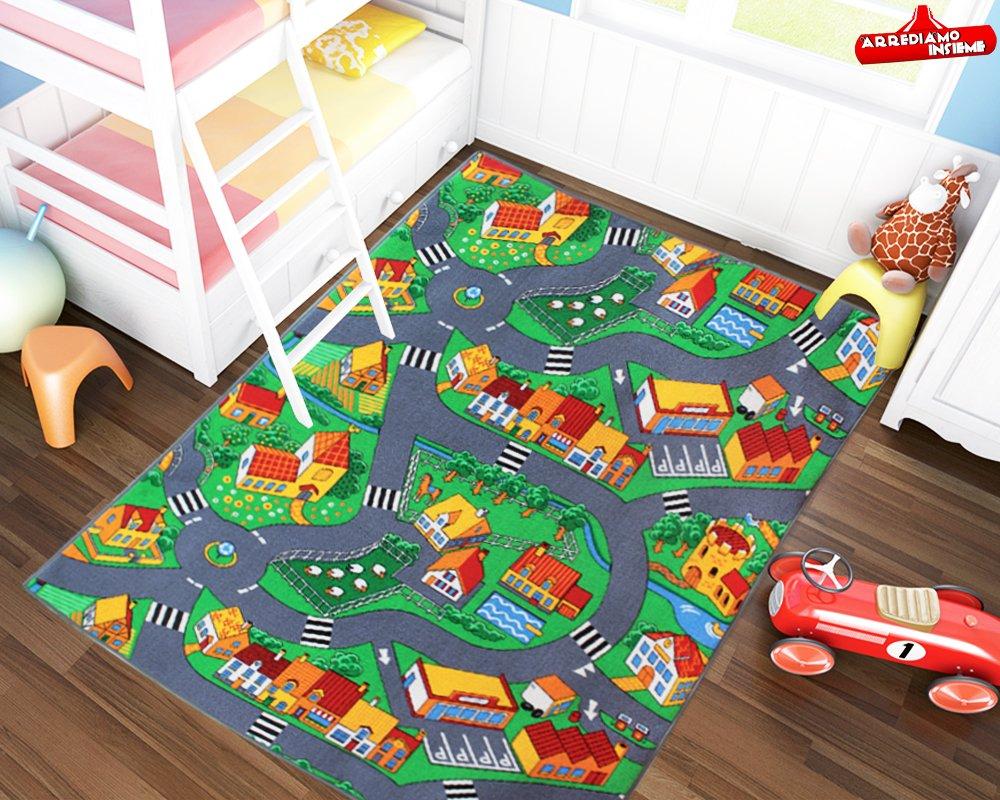 Tappeti Camerette Ragazzi: Tenere in ordine la camera dei bambini stanza giochi per. Lorena ...