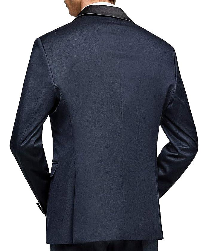 Zara Uomo Blazer Smoking 5970 610  Amazon.it  Abbigliamento 3a8c278164b