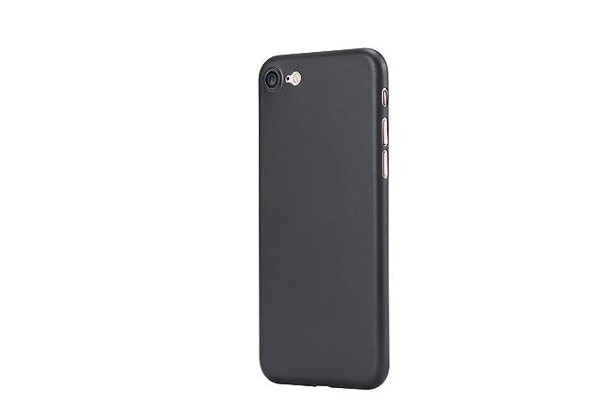 brand new 684e0 55036 Shumuri Slim Extra Case for Iphone 7 Plus (extra Slim Case) (Black ...