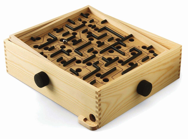 BRIO(ブリオ) 迷路 ラビリンスゲーム 木製 迷宮 迷路 34000 Labyrinth Labyrinth Game 並行輸入品 迷宮 B00ESAR3S0, マツキ:0dee77db --- loveszsator.hu