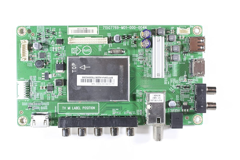 43 D43N-E1 XGCB01K013020X Main Video Board Motherboard Unit