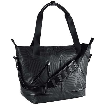 Nike Formflux Carry All Tote Bag-Black/Volt