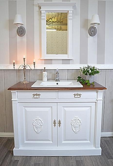 País & Amor de Muebles de baño GmbH Elea: rústico de Lavabo,