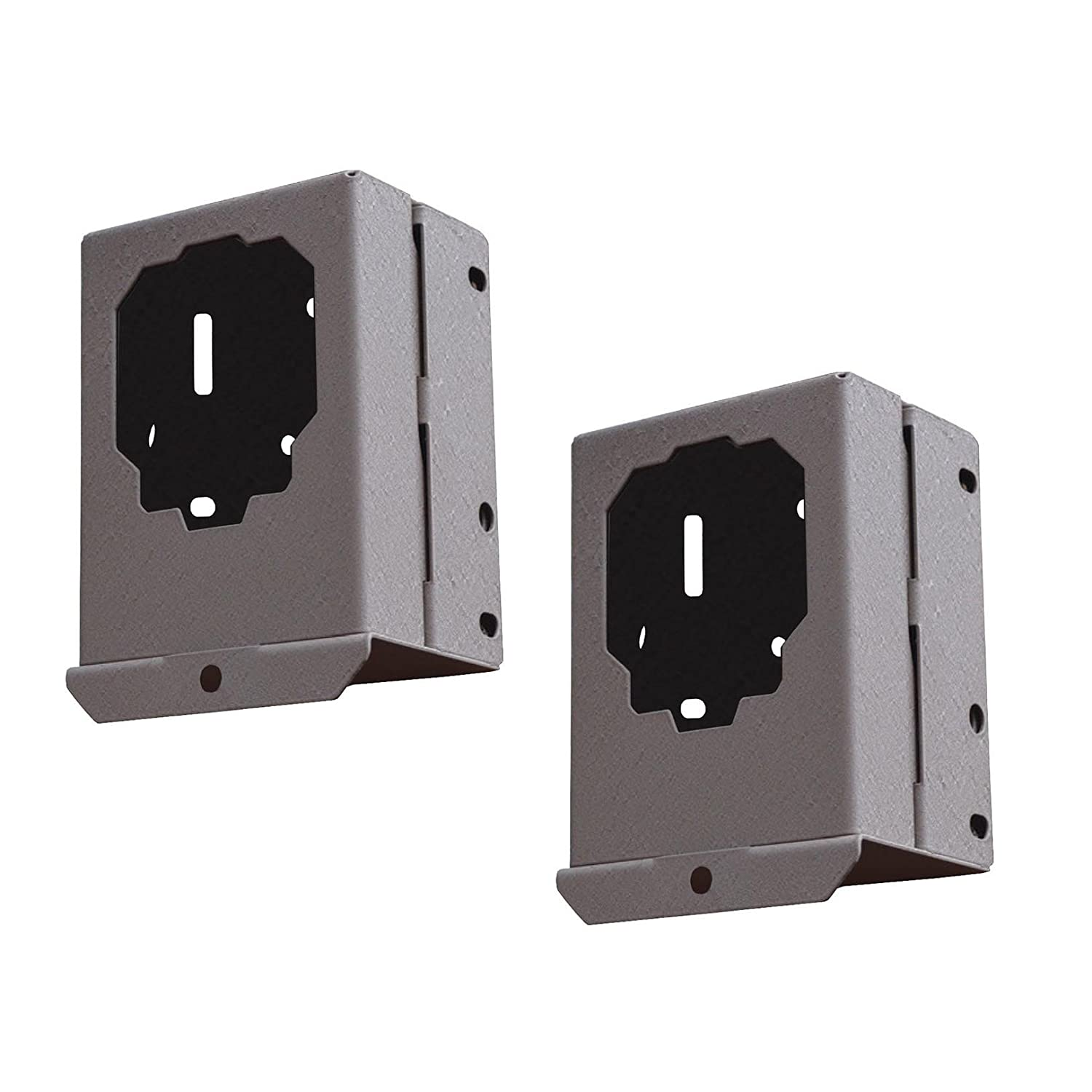 Stealth Cam Steel Lockable Security Bear Box for DS4K Game Trail Camera 2 Pack