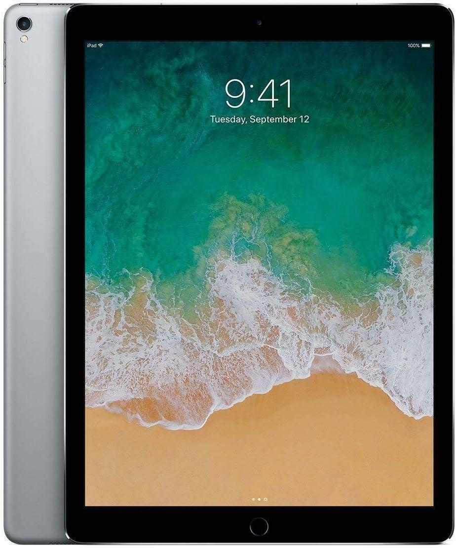 Apple iPad Pro 12.9in 64GB WiFi Only, Space Grey (Renewed)