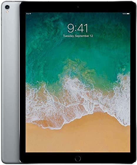 Amazon Com Apple Ipad Pro 12 9in 64gb Wifi Only Space Grey Renewed Computers Accessories