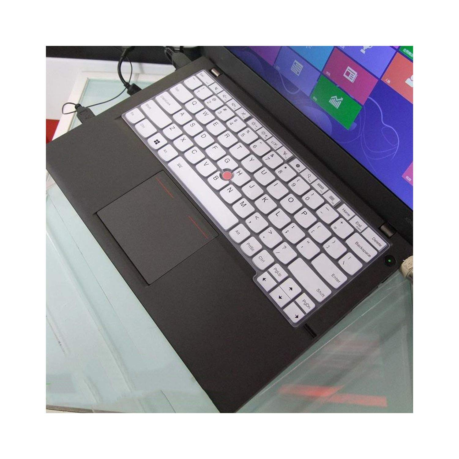 Amazon.com: Keyboard Cover Soft Touch Skin for Lenovo Yoga ...