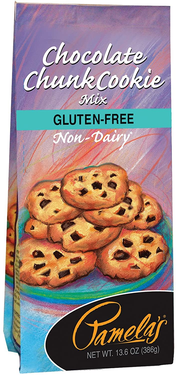 Amazon.com : Pamela's Products Gluten Free Cookie Mix, Chocolate ...