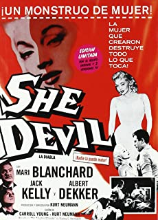 She Devil (La Diabla)