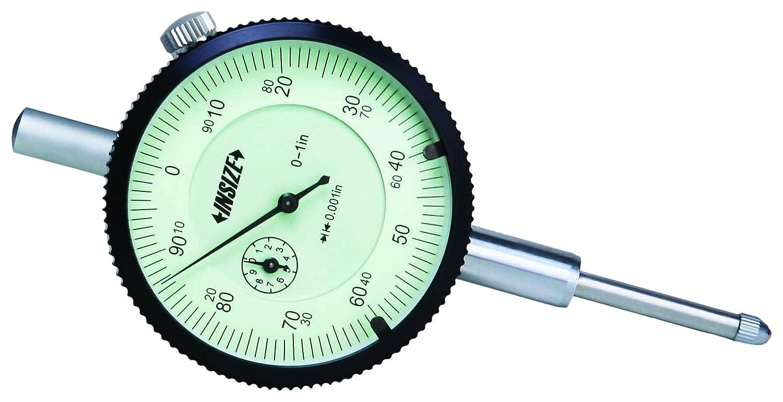 INSIZE 3240-1 Depth Micrometer Graduation .001 0-1
