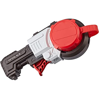 BEYBLADE Burst Turbo Slingshock Precision Strike Launcher - Compatible with Right/Left-Spin Tops, Age 8+ Toy: Toys & Games