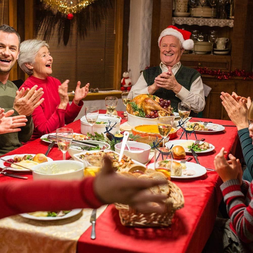 SwirlColor 3 Kerzenst/änder Schwarz Mit 1 Reinigungsb/ürste Gusseisen Kerzenhalter Schwarz Fest Dekorativ Entz/ückende Weihnachtskerzenhalter f/ür Geburtstag Weihnachtsfeier Jubil/äum