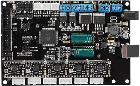 Mavis Laven Kit de Impresora 3D, Kit de Controlador A4988 de la ...