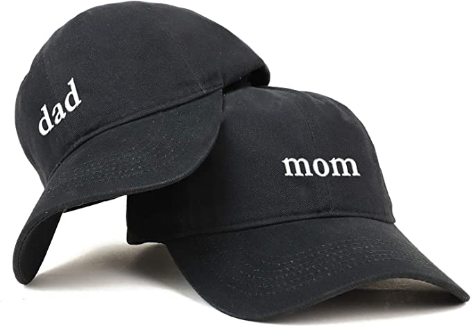 Trendy Apparel Shop Mom and Dad Soft Cotton Couple