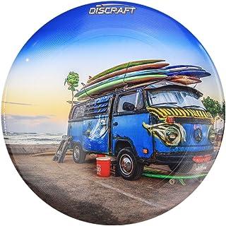 NEW Games–Frisbee Sport Discraft Ultra Star 175G SUPERC olor Good Livin Van