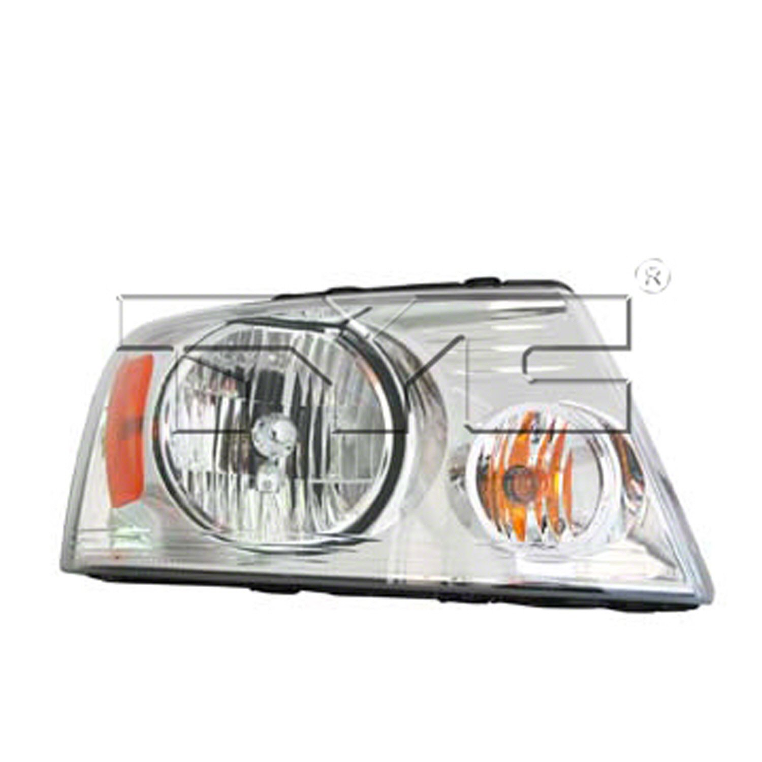 OE Replacement FORD PICKUP/_FORD/_LIGHTDUTY Headlight Assembly Multiple Manufacturers FO2503201N Partslink Number FO2503201