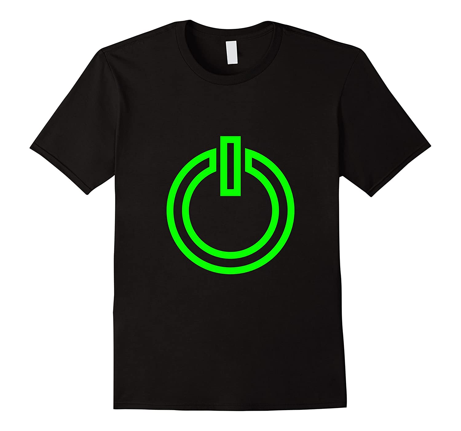 Gaming Power Button Gamer T-Shirt for Video Gamers-TD