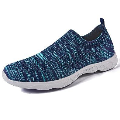 Aqua De Lacet Running Sport Chaussure Respirant Qansi Sans v5qgYUw