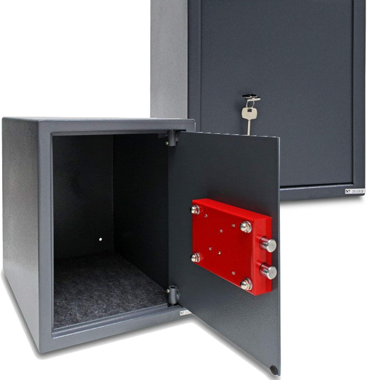 TronicXL - Caja Fuerte para Muebles, 2 Llaves, empotrable, Acero ...