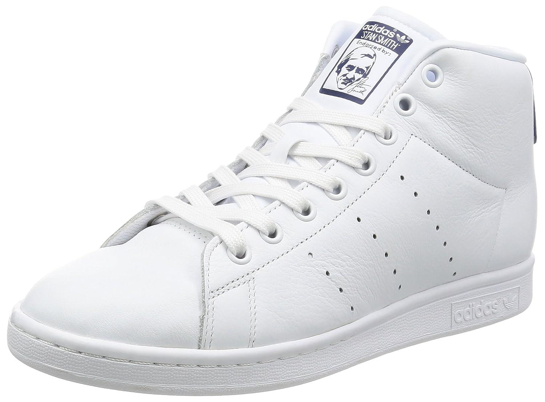 5c10470dbe3 adidas Men s Stan Smith Mid Sneaker Turtleneck  Amazon.co.uk  Shoes   Bags