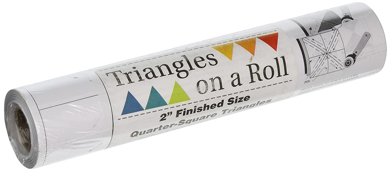 Triangles On A Roll Quarter Square, 2 2 Q200