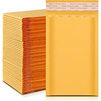 Offitecture 48pcs 4x7 Kraft Bubble Mailers #000 Padded Envelopes