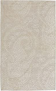 product image for Capel Hanover Ivory 9' x 12' Rectangle Hand Loomed Area Rug