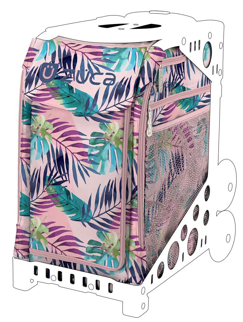 Zuca Pink Oasis Sport Insert Bag (Frame Sold Separately) by ZUCA