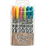 Ranger Tim Holtz Distress Crayons - Set #1