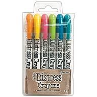 Ranger Tim Holtz Distress Crayons - Set #1 by Tim Holtz