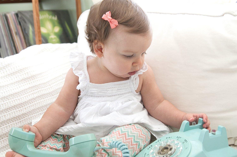Baby Wisp Hair Clips