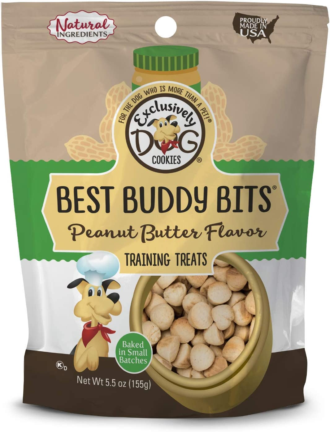 Exclusively Pet Best Buddy Bits
